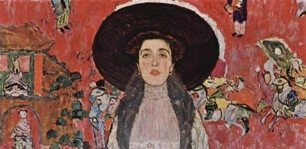 Pinturas de Gustav Klimt (1862 - 1917) recuperados por Maria Altmann