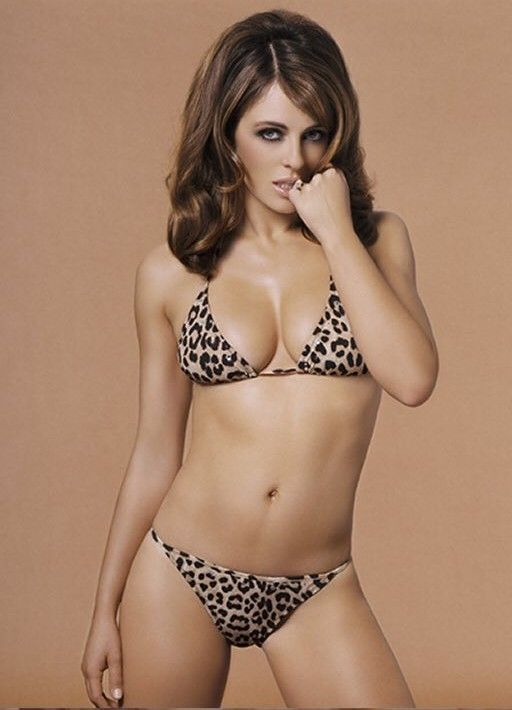 Pin By Graham Knight On Liz In 2018 Pinterest Elizabeth Hurley Hurley And Granny Panties