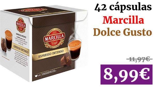 Marcilla Espresso Intenso Capsulas Compatibles Con Las Cafeteras