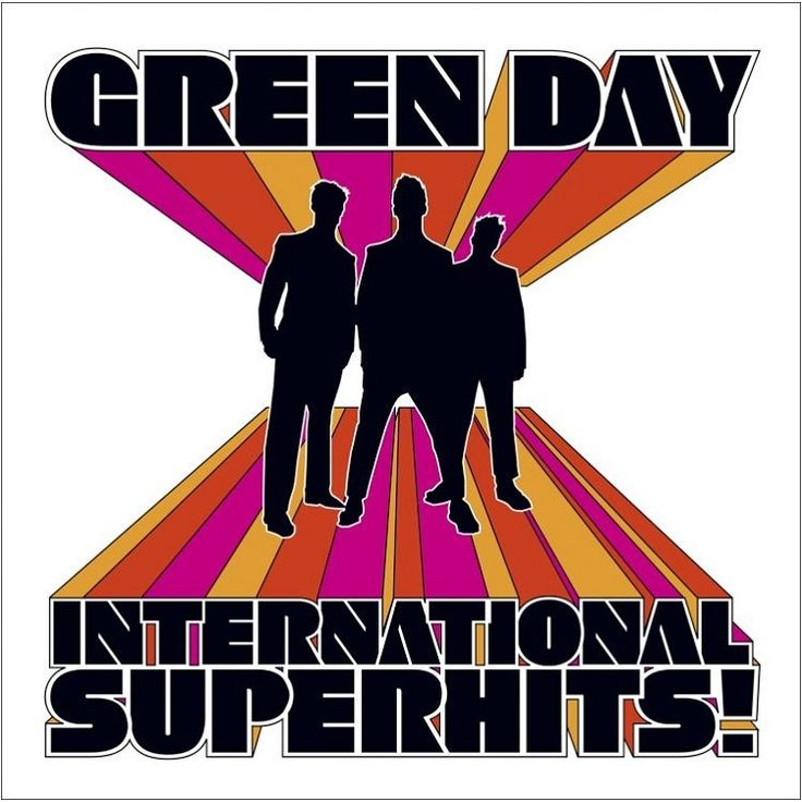 Green Day - International Superhits! on LP