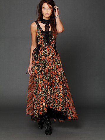 FP New Romantics Black Magic Dress  http://www.freepeople.com/clothes-dresses/fp-new-romantics-black-magic-dress/#