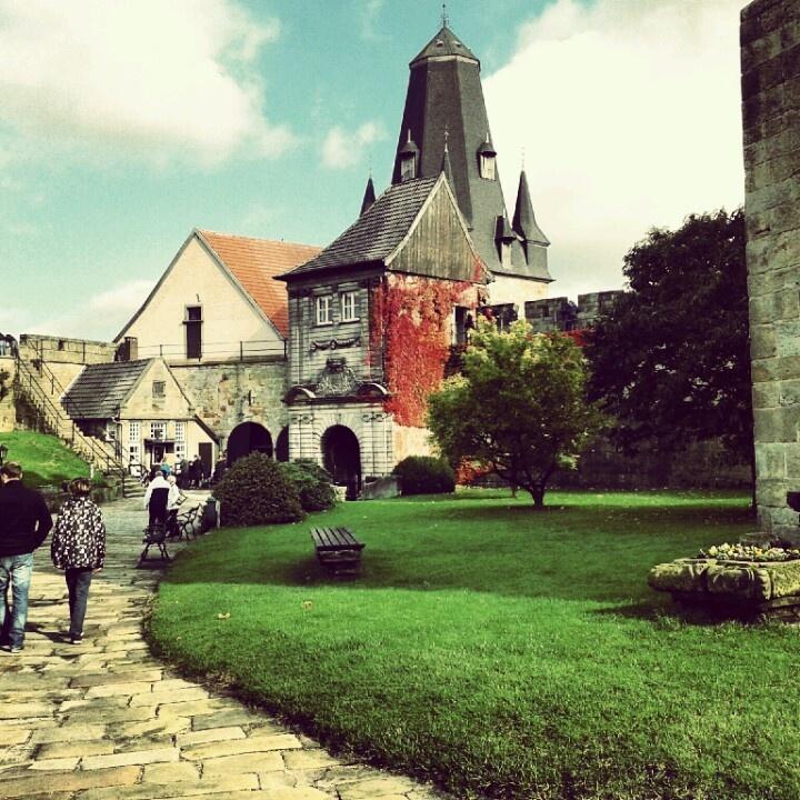 Castle Bad Bentheim