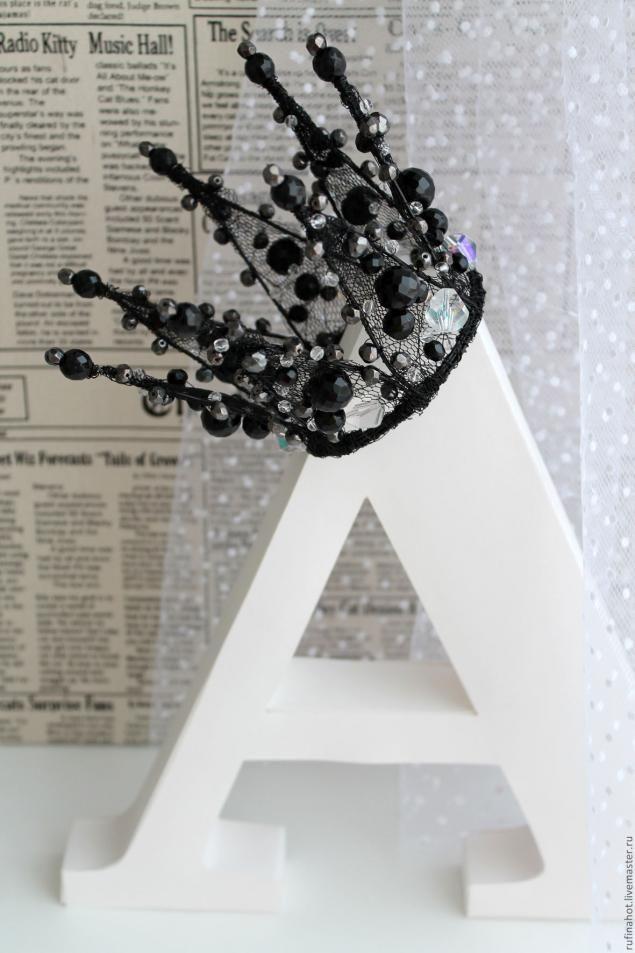 Объемная буква своими руками - Ярмарка Мастеров - ручная работа, handmade
