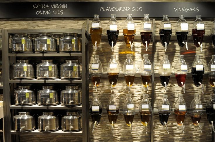 gourmet shops | Open & shut: Gourmet food store Oil & Vinegar opens in Clackamas Town ...