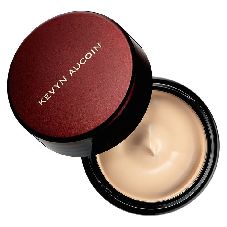 """You'd be hard-pressed to find another foundation that offers coverage this beautiful. The cult-classic waterproof cream conceals like a dream, while offering a gorgeous, dewy finish (thanks to an infusion of jojoba oil, honey, and moisture-sealing beeswax). Think """"my skin, but better"""" — way, way better. (Bonus: If none of the 16 available shades work for you, you can blend your own custom shade at Bergdorf's). $48, (Shop Now)"""