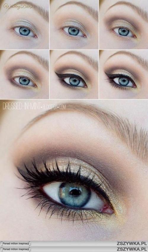 Eyes Makeup | http://missdress.org/eyes-makeup-2/