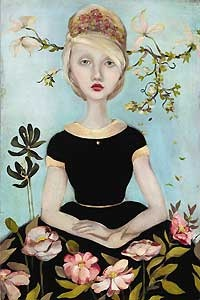 The Incumbent - Cassandra Christensen Barney - World-Wide-Art.com - $395.00 #CassandraBarney