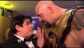 Raw Managing Supervisor Vickie Guerrero hosts a New Year's Eve party – WWE Raw 12/31/12