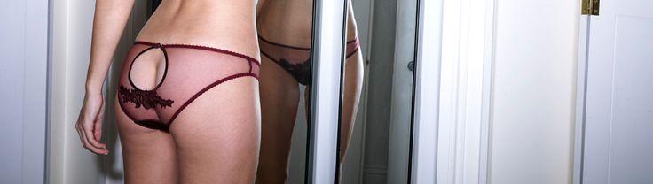 Luxury Bikini Underwear   Designer Bikini Lingerie   Journelle