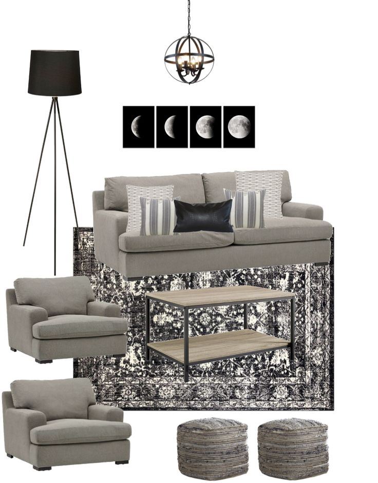 all items linked from Amazon.   Living room style, Rooms ...