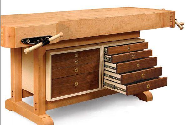 27 best diy workbench plans images on pinterest work for Table design tool