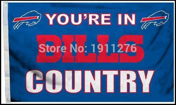 Free shipping Buffalo Bills Flag NF* National Football League 3ft x 5ft Polyester Banner Flying Custom flag sport Helmet