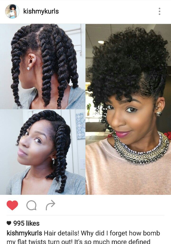 81 best Naturalista hairstyles images on Pinterest | Natural hair ...