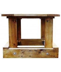 Tavolino Trasparenze #legno   Ric-iclò   FGHI-craftideas