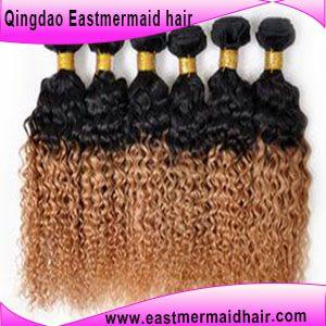 Custom 1b/27 deep curly - QINGDAO EASTMERMAID INC