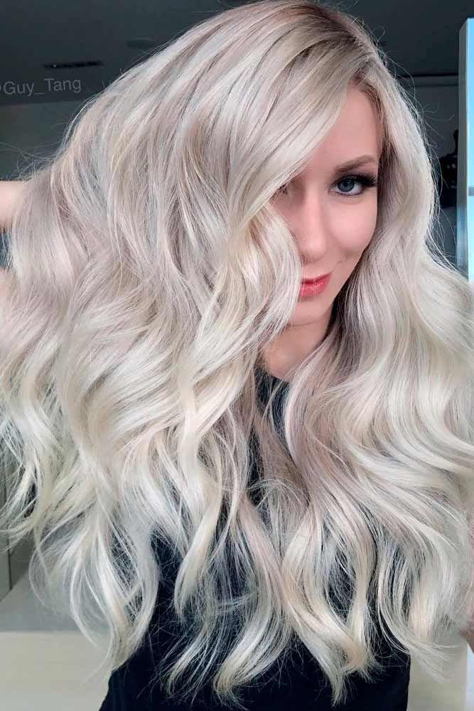 Best Platinum Blonde Hair Ideas For 2020 Platinum Blonde Hair