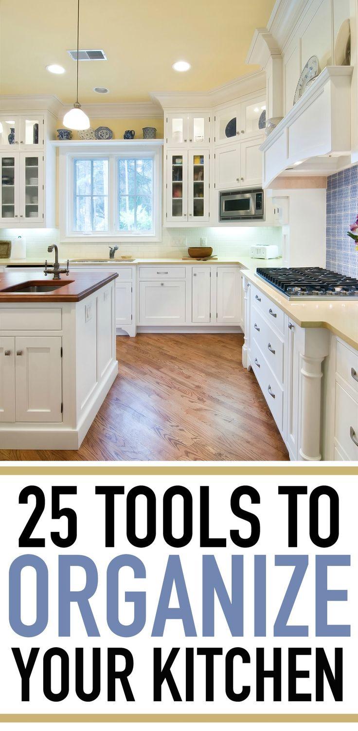 231 best Organized Kitchen images on Pinterest | Organization ideas ...