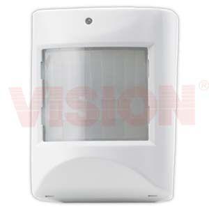 ZP 3102 Z-Wave Motion Sensor (Temperature Sensor Build-In)