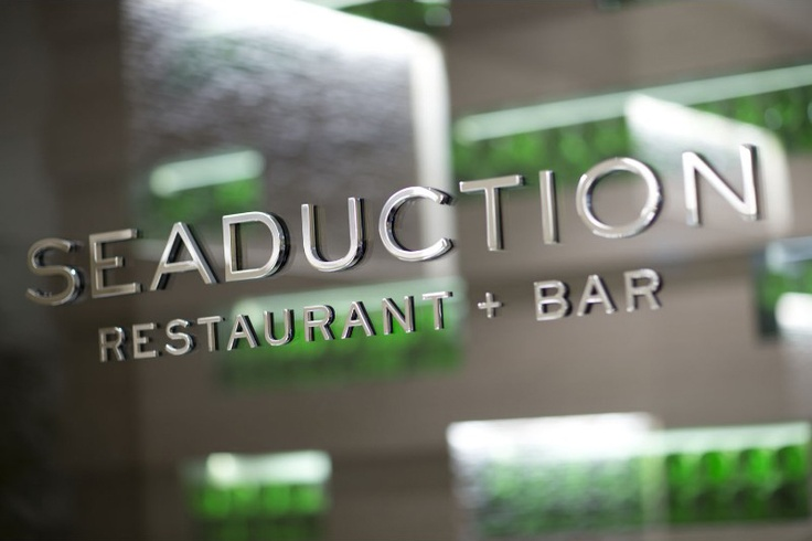 Seaduction Restaurant & Bar at Soul, Surfers Paradise. #SeaductionDining #Seaduction #Soul