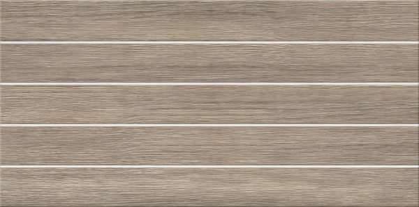 PS500 WOOD BROWN SATIN STRUCTURE 29,7X60 - Cersanit