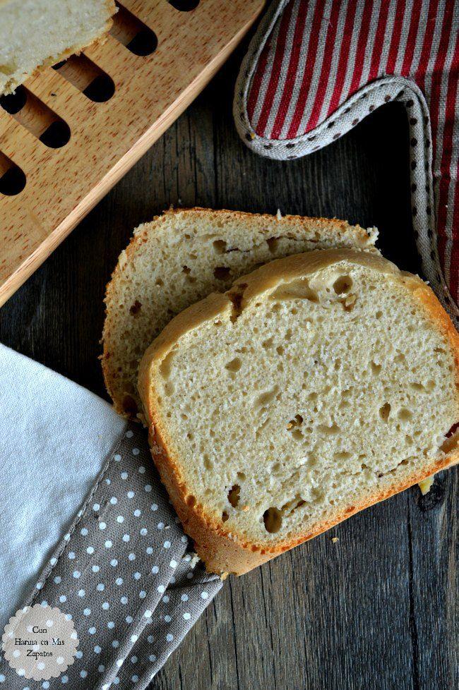 Pan de Manzana y Maíz