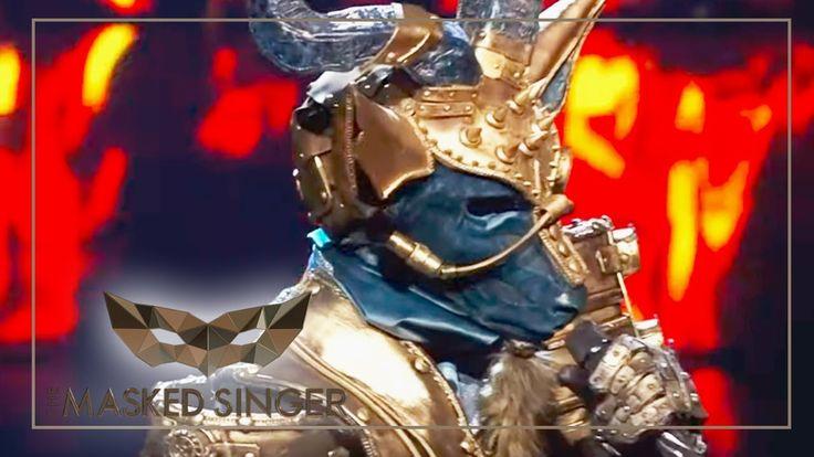 The Masked Singer Kudu