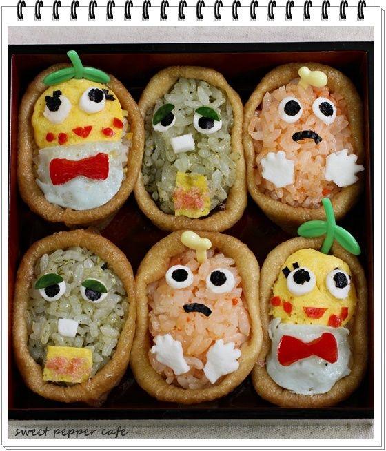 リベンジキャラ弁~♫|sweet pepper café *photo*