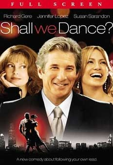 """Shall We Dance?""... Jennifer Lopez, Susan Sorandon , and Richard Gere"