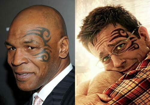 In 2011, Mike Tyson's tattoo artist had sued the studio behind the comedy film Hangover-II for copyright violation. In the film, Ed Helm's character wakes up to find one side of his face sporting t…