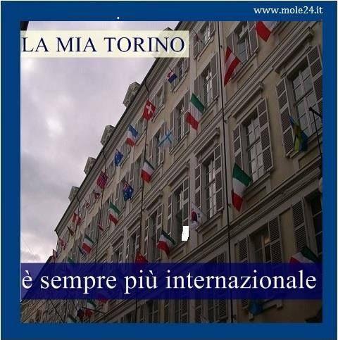 La nostra Torino è .. . sempre più internazionale. http://www.mole24.it/2013/11/18/la-nostra-torino-e/