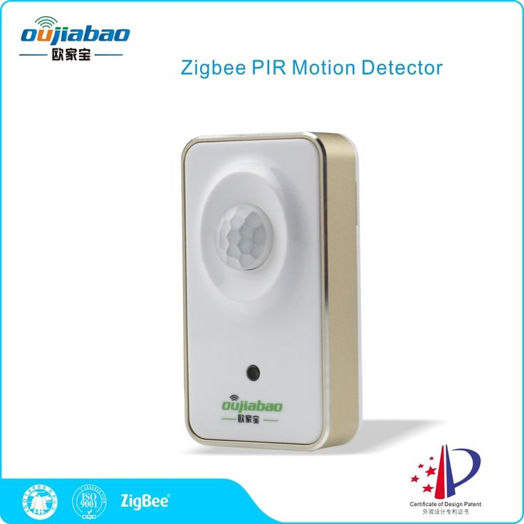 43.02$  Watch now - http://alidt7.shopchina.info/go.php?t=32780343403 - Oujiabao Zigbee HA1.2 PIR Motion Sensor for Home Automation 43.02$ #buychinaproducts