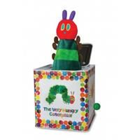 VERY HUNGRY CATERPILLAR JACK IN BOX