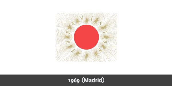 Eurovision Song Contest 1969 logo