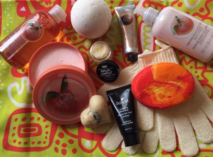 My pamper evening essentialsMy pamper evening essentials | OsbieBeauty