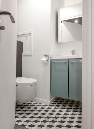 31 best WC images on Pinterest Bathroom, Half bathrooms and - Comment Decorer Ses Toilettes