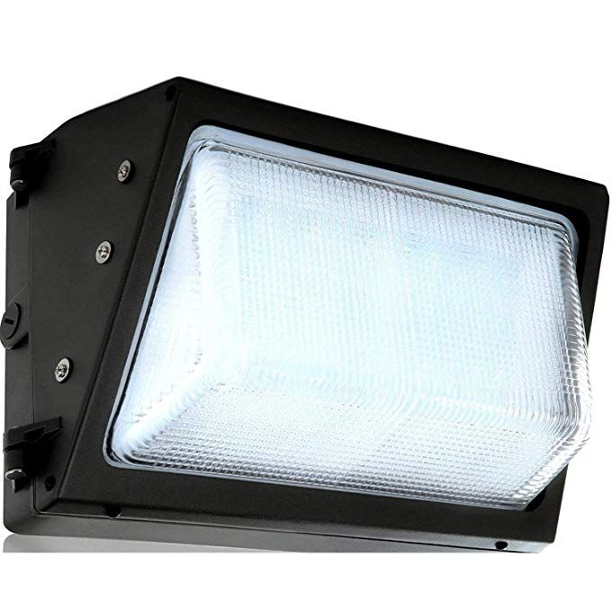Led Wall Pack Photo Cell 40w 5000k Commercial Outdoor Light Fixture Out Door Dusk To Dawn Sensor Sec Outdoor Light Fixtures Porch Lighting Outdoor Lighting