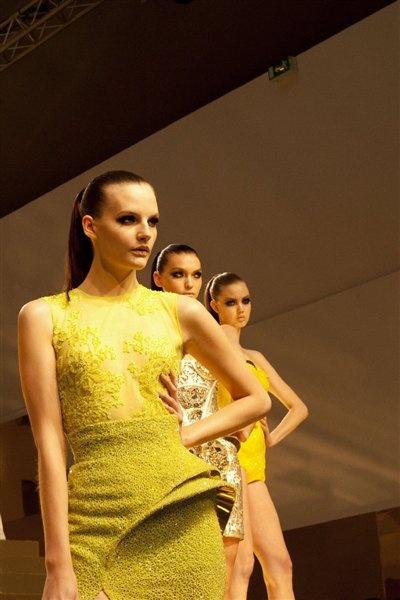 Versace Haute Couture. S/S12.
