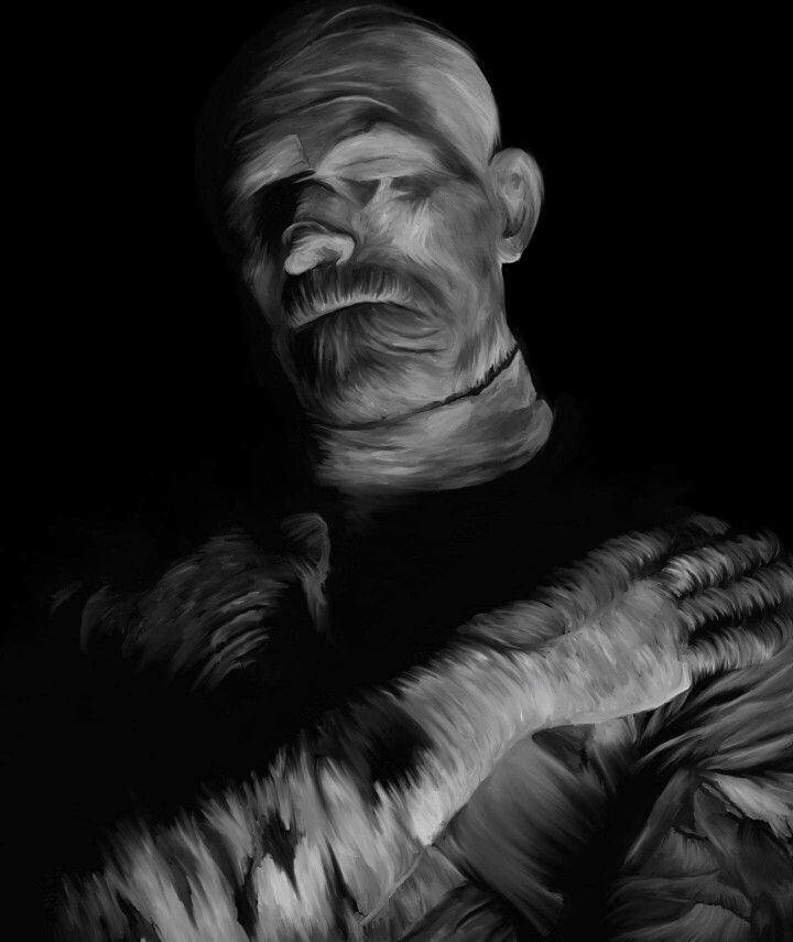Horror Movie Icons, Scary Monsters