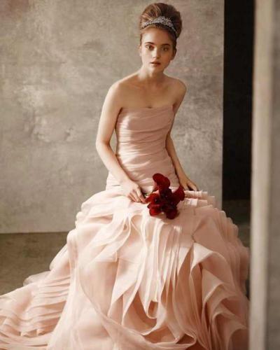 Vera Wang-růžová