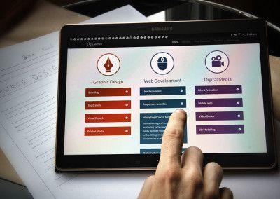 UX/ UI Design & app prototyping for Launch Design