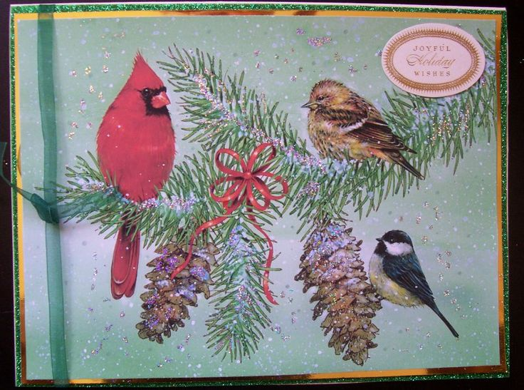 Joyful Holiday Wishes - Susan Anne Cards