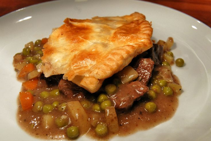 Pot pie: Chicken Pot Pie Recipe, Beef Pot Pies, Beef Potpie, Pot Pies ...