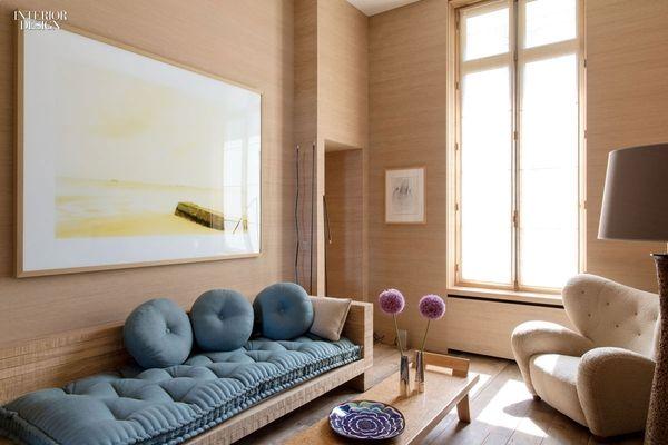 Paris Apartment Pierre Yovanovitch