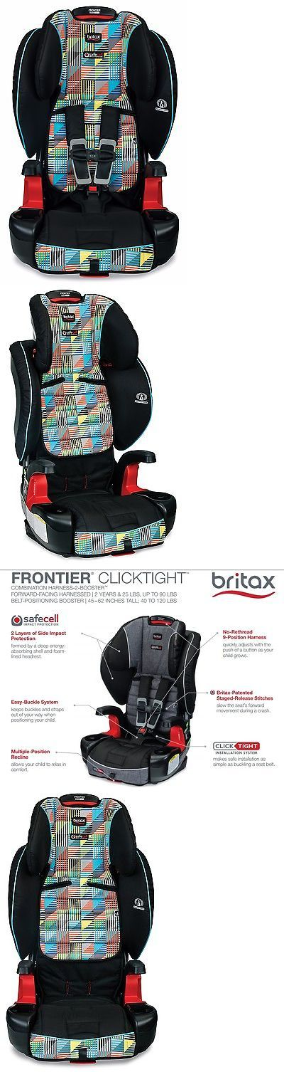 Other Baby Safety and Health 20436: Britax Frontier Clicktight Combination Harness-2-Booster Car Seat Vector 2017 -> BUY IT NOW ONLY: $238 on eBay!