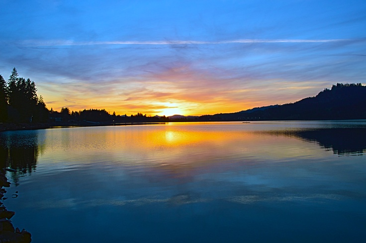 Foster lake sweet home oregon oregon pinterest home for Suttle fish farm