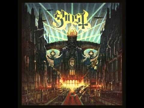 Meliora de Ghost, album de 2015, absolument grandiose