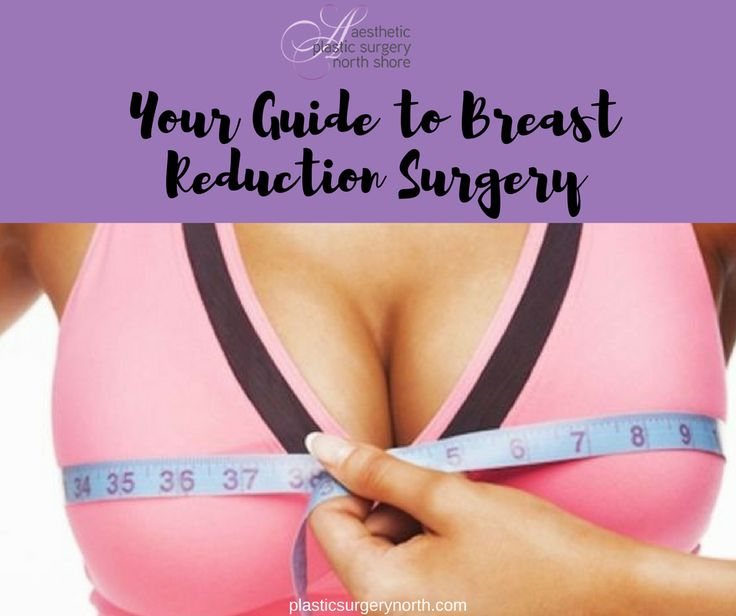 Considering Breast Reduction Surgery? Learn about the procedure at Aesthetic Plastic Surgery!