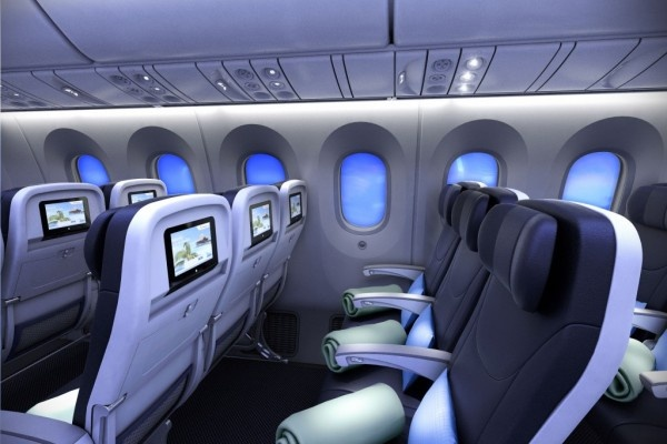Thomson 787 Economy Club - Thomson Airways new Boeing 787 is scheduled to enter service soon. The aircraft will take our customers from the UK to Orlando Sanford international Airport