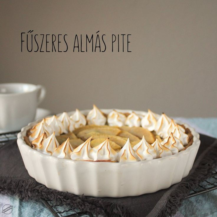 Fűszeres almás pite | SweetHome