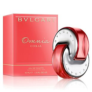 Bvlgari Perfume Omnia Coral EDT 40 ml